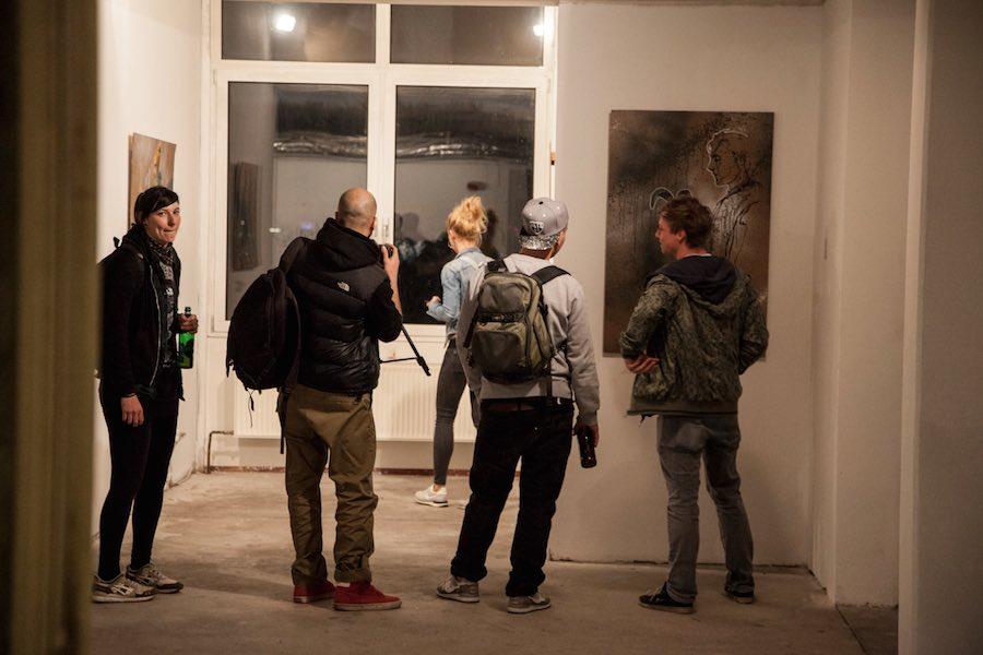 Mein Lieber Prost Plateau Gallery Keep Berlin Weird 2