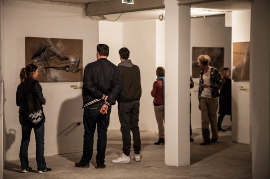 Mein Lieber Prost Onliner Ausstellung Plateau Gallery Berlin