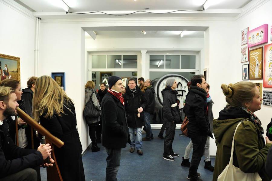 Affenfaust Gallery Hamburg Mein Lieber Prost Keep Berlin Weird